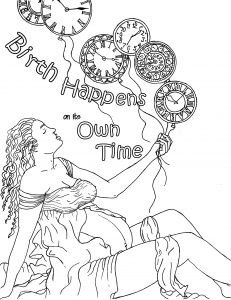 free pregnancy birth coloring book jessica ghigliotti Mandala Coloring Pages permissions you may copy and share this coloring book with your friends and clients in physical form in client packets or digital form on your website